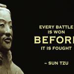 Sicurezza umana applicata, Sun Tzu, L'arte della guerra