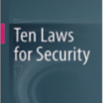 Eric Diehl, Ten Laws for Security, Springer, Cham 2016