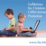 Le linee guida perla protezione dei bambini nell'uso di internet.