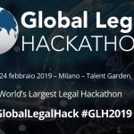 Global Legal Hackthon - Milano - dal 22 al 24 Febbraio 2019