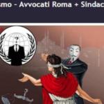 Anonymous LulzSecITA due attacchi: Garante della Privacy e 30mila PEC di avvocati Romani