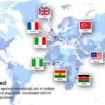 Truffe BEC denunciati più di 281 hacker in più di 10 paesi, Italia compresa.
