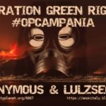 Campagna #OpGreenRights: LulzSecItalia e Anonymous pubblicano i dati di oltre 1500 siti Istituzionali campani
