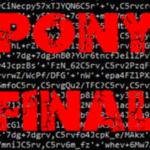 PonyFinal: il ransomware Human-operated basato su Java