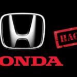 Attacco informatico a Honda: sospese le attività