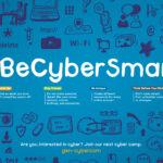 NSA pubblica gli sfondi #BeCyberSmart per il Cybersecurity Awareness Month