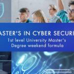 """Università di Bologna: Master di I livello in """"Cybersecurity: from design to operations"""""""