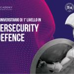 Master di 1° livello Cybersecurity&Defence - Università di Catania