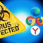 Adrozek: il malware che colpisce Chrome, Edge, Firefox e Yandex