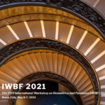 IEEE International Workshop on Biometrics and Forensics (IWBF) 2021